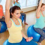 Gebelikte Pilates