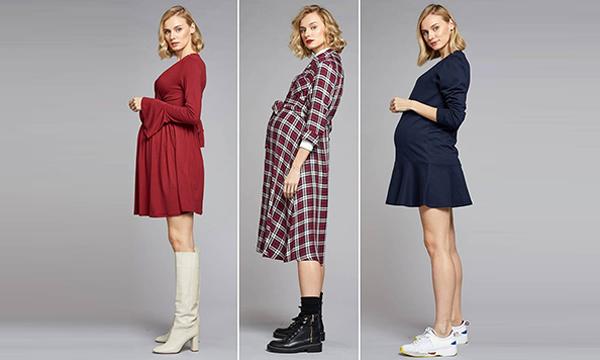 2019-2020 Hamile Giyim Modası